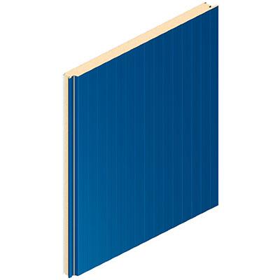Sendvičový stěnový panel s profilací MINIBOX
